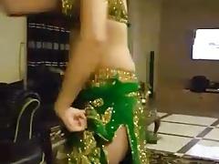 Cute Indian Girl Hot Dance