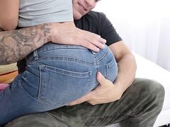 Tiny Latina Teen Kat Dior Takes a Rough Pounding