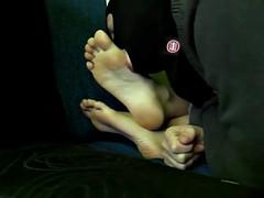 Foot Worship Amateur (4)