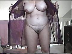 Sandie's Big 34DD Tits