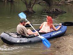 Canoe kinkiness