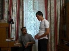 Russian Husband Watches H...