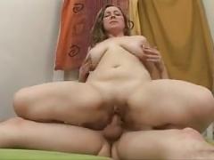 Slightly fat Mature Backdoor Fucked