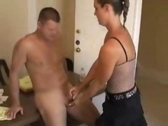Handjob From Hot Wife