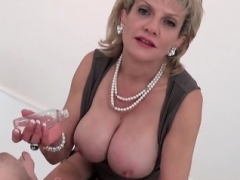 Unfaithful british sexually available mom gill ellis shows her big boobs62khQ