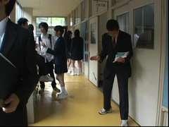 Schoolgirls Time Stop Part I