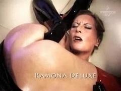 Latex Woman...bmw