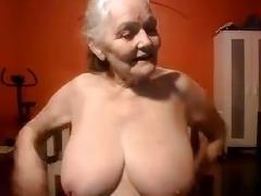 Granny I'd Adore To Fuck