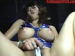 Busty Japanese Girls Strips & Dances