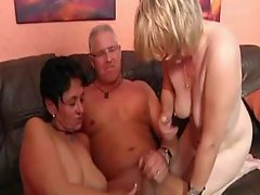Terrific old threesome ffm