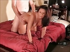 hot brunette mom i`d like to fuck creampied on actual homemade