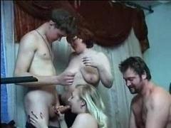 Gezin, Groep, Orgie