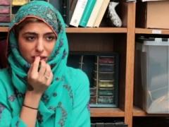 Cop strip down Hijab-Wearing Arab Teenage Harassed For