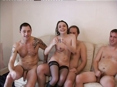 British Eager mom Susan Foursome MMMF pt 1