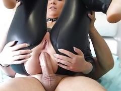 Анальный секс, Черные, Латекс, Развязные