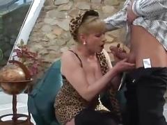ドイツ人, お婆さん