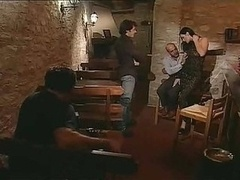 Geat Italian Slut Gets It Molto Bene And furthermore Facial cumshot