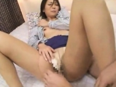 Bushy cunt fingering girlfriend gives head dick point of view style