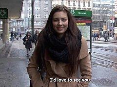 18 летние, Любители, Чешки, Европейки, Деньги, От первого лица, Реалити, Молоденькие