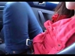 Amateur Car Make love With Creampie E...