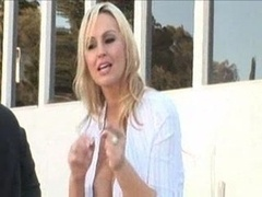Behind The Scenes Of Cleavage With Abbey Brooks, Whitney Stevens And besides Riley Evans