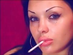 素人, 喫煙