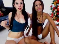 Hot ebony and furthermore ebony lesbian porn clips