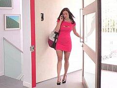 浴室, デカパイ, 茶髪の, 指いじり, オナニー, 熟年, 淫乱熟女, シャワー