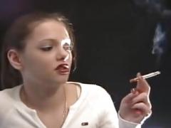 Lynn Sassy and also Britney Smoking