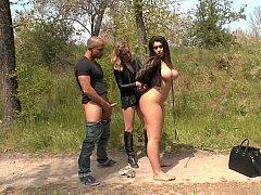 Bondage domination sadisme masochisme, Domination, Européenne, Femme dominatrice, Fétiche, Humiliation, Public, Espagnole