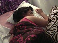 18 ans, Chambre à dormir, Brunette brune, Couple, Naturelle, Seins naturels, Pov, Réalité