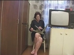 Russian Mom And plus Son 2