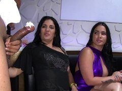 Любители, Большая жопа, Блондинки, Межрасовый секс, Латиноамериканки