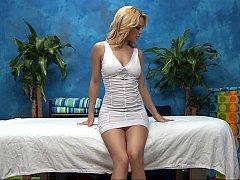 Massage girl Courtney