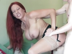 Taboo sex with aged moms and plus lucky sons