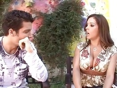 Hot Latin Sexually available mom Loves It Up The Ass