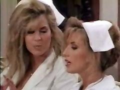 Füsse, Krankenschwester, Vintage