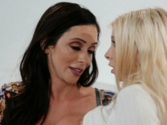 Kenzie pleasures stepmom Ariella