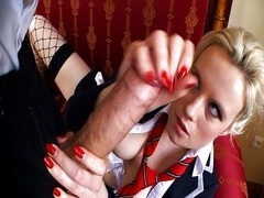 Syren Sexton is one hot schoolgirl