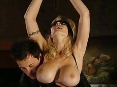 German mature Vivian gets fisted