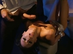 Cumshot - slow motion scene XXIX