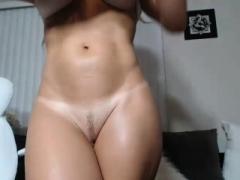 Huge titties brunette babe Lia Taylor prestige solo session