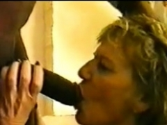 Granny getting banged like a bitch