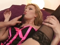 Donna Bell sodomized whore