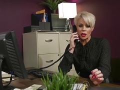 Helena Locke Gives Ana Foxxx The Executive Treatment