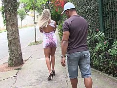 ベッドルーム, ブラジル, チン, ハードコア, ラティーナ, 淫乱熟女, 現実, フェラする