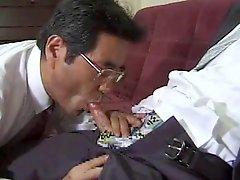 Japanese mature men