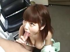 obedient japanese swallow semen