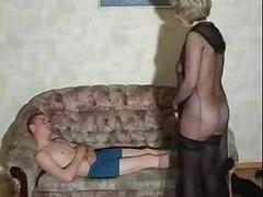 Russian Mum Valentina Aga...