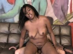 Rotund Ebony Ho Ashanti Miller Pounded